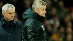 Mourinho 'nói xấu' Solskjaer trước đại chiến Tottenham vs MU