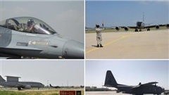Thổ đã sẵn sàng cho cuộc đối đầu giữa F-16 với MiG-29