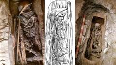Xác ướp nữ chiến binh Amazon 13 tuổi trong thần thoại Hy Lạp