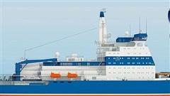 Tàu phá băng dự án 22220 giúp Nga thống trị Bắc Cực