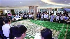 BĐS Long Thành thu hút gần 2.000 khách tham quan dự án Gem Sky World