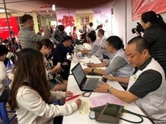 Tiếp nhận gần 14.000 đơn vị máu sau một năm triển khai các điểm hiến máu cố định