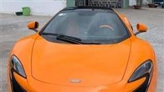 McLaren 650S Spider đầu tiên đeo biển số Cần Thơ: Một chi tiết khiến nhiều người tiếc nuối