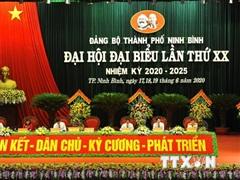Xây dựng thành phố Ninh Bình thành đô thị đầu mối giao thông