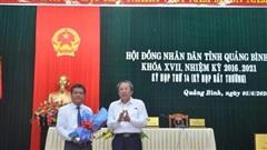 Phê chuẩn Phó Chủ tịch UBND tỉnh Quảng Bình