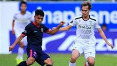 HAGL bị Sài Gòn FC cầm hoà đầy đáng tiếc