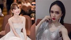 Nhã Phương, Hương Giang nhiều lần bị chê gầy hom hem vì lỗi thời trang vặt vãnh