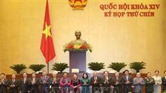 Quốc hội chính thức công bố Nghị quyết thành lập Hội đồng bầu cử quốc gia