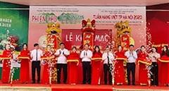 Khai mạc Tuần hàng Việt