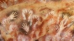 Rùng rợn hang động bàn tay hàng ngàn năm tuổi ở Argentina