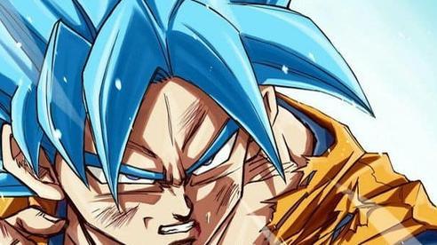 Dragon Ball: Các nghệ sĩ 'rủ nhau' remake lại một phân cảnh Goku ở trạng thái Super Saiyan Blue, nhìn chỉ thấy trất