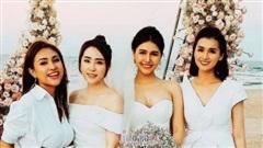 Lã Thanh Huyền, Vân Hugo và dàn sao dự đám cưới Phanh Lee