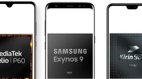 Samsung, MediaTek - những niềm hy vọng 'ảo ảnh' của Huawei