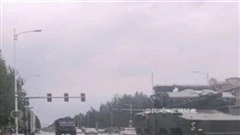 Trung Quốc điều hệ thống phòng không bí ẩn tới biên giới