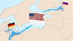 Đức: Mỹ không thể chặn được 'Dòng chảy phương Bắc-2'