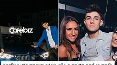 'Quẩy' ở hộp đêm hàng tuần vẫn thành triệu phú, sở hữu công ty hàng triệu USD năm 19 tuổi