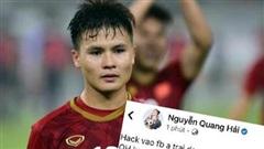 Vì sao tài khoản Facebook của Quang Hải bị hacker tấn công?