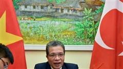 Covid-19: Thứ trưởng Ngoại giao Việt Nam-Thổ Nhĩ Kỳ điện đàm thúc đẩy quan hệ song phương