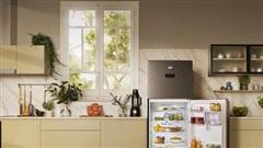 Tủ lạnh tích hợp công nghệ ánh sáng vi chất HarvestFresh