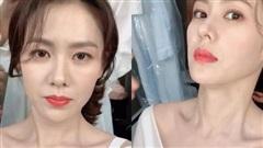 Ngày đẹp trời Son Ye Jin khoe ảnh siêu cận mặt đẹp choáng váng, nhưng kéo đến cuối mới 'ngã ngửa'
