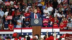 Hai thành viên trong chiến dịch tranh cử của Tổng thống Trump dương tính với COVID-19