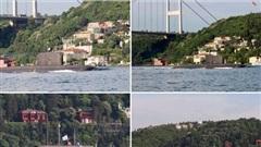 Tàu ngầm Nga mang Kalibr đến Libya