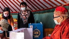 Mông Cổ bắt đầu bầu cử Quốc hội