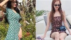 5 kiểu váy được hội sao châu Á mê mệt lúc này, váy của Jennie, Seohyun chuẩn sexy-xịn-mịn không copy thì quá phí