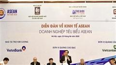 Diễn đàn về Kinh tế ASEAN, Doanh nghiệp tiêu biểu ASEAN