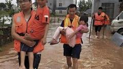 Miền Nam của Trung Quốc gánh chịu trận lũ lụt lớn nhất trong 2 thập kỷ qua