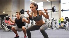 Mắc lỗi cơ bản khiến tập gym nhưng không thấy khỏe