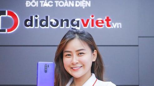 Xiaomi Redmi 9 chính thức mở bán tại Di Động Việt: Pin 5020mAh, 4 camera sau, giá chỉ 2,9 triệu đồng trong 3 ngày