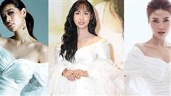 Lynk Lee đụng hàng Khánh Vân - Ninh Dương Lan Ngọc: Một chiếc váy, 3 mỹ nhân nhưng duy nhất một số phận!