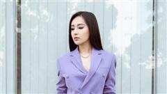 Mai Phương Thúy đính chính không phải là hoa hậu cao nhất Việt Nam mà thuộc về người khá 'ẩn giật'