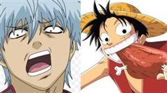 Top 4 anh chàng rất mạnh nhưng 'to cơ ngắn não' trong anime, Luffy và Gintoki Sataka ai ngốc hơn ai?