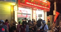 Hé lộ thông tin về tên cướp tiệm vàng tại quận Nam Từ Liêm