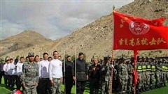 Trung Quốc điều động đội võ sĩ MMA tới Tây Tạng