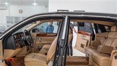Xe siêu sang Rolls-Royce Phantom EWB đời 2008 còn lại gì sau 12 năm sử dụng?
