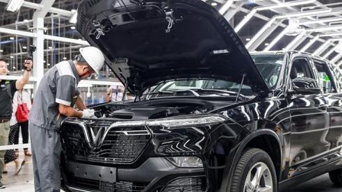Từ hôm nay (28/6), chính thứcgiảm 50% phí trước bạ ôtô 'made in Vietnam'