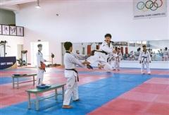 Tổ chức Kỳ thi thăng đẳng taekwondo quốc gia khu vực Hà Nội