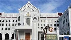 Đảng Nhân dân Campuchia khánh thành trụ sở mới