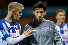 CLB Heerenveen thông báo chia tay 8 cầu thủ, không có tên Đoàn Văn Hậu