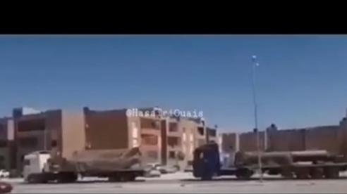 LNA triển khai tên lửa Scud-B quyết chiến với Thổ Nhĩ Kỳ