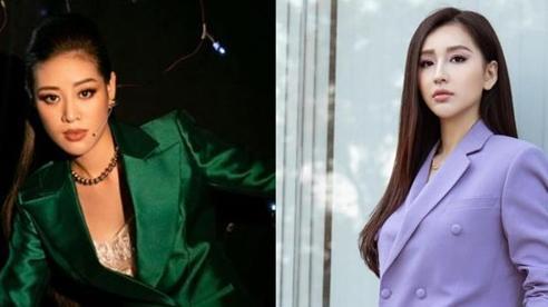 Hoa hậu Khánh Vân, Mai Phương Thúy nắm tay nhau đứng đầu Top sao đẹp nhờ mặc đơn giản