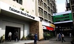 10 người thương vong trong vụ tấn công Sở giao dịch chứng khoán Pakistan