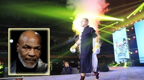 Võ sư 'đánh đâu thua đó' của Trung Quốc chê Mike Tyson già cỗi, chỉ đủ sức diễn trên clip