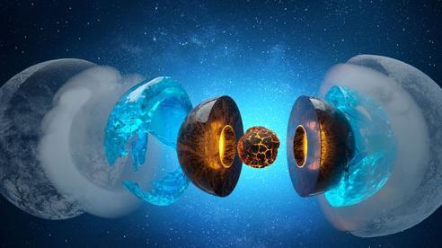 Hệ mặt trời có 2 hành tinh đang đổ mưa kim cương