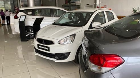 Thị trường ôtô chưa hồi phục