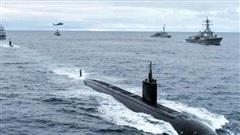 NATO diễn tập chống tàu ngầm tại Iceland