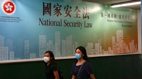 Trung Quốc chính thức ấn định thời điểm luật an ninh Hồng Kông có hiệu lực